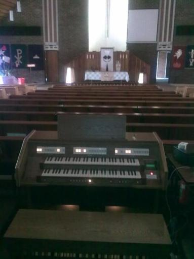 NG CHURCH - COLIGNY-EAST