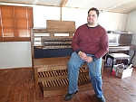 Mr.Theunis Marais -Cantata 246 Content organ
