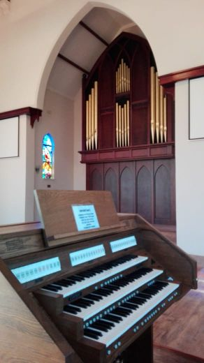 Epworth Church Pietermaritzburg May 2018