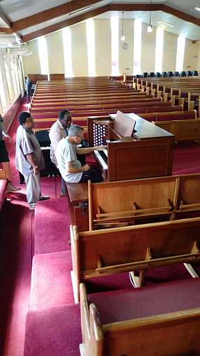 SDA Church Orlando West JHB
