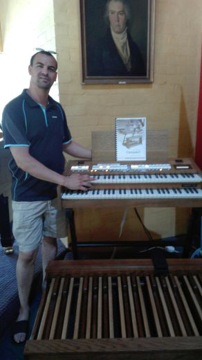 Marco from Cape Town