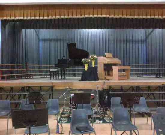 SCHOOL CONCERT BLOEMFONTEIN 21 AUG 2015 WITH CONTENT ORGAN