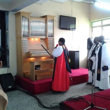 Nigeria St.Andrews Anglican Church