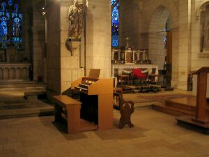 France Church (Plein Orgue)