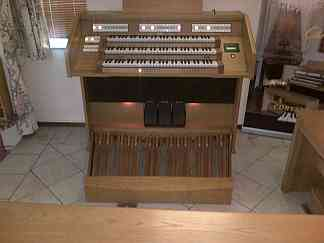 Pre-Owned Organs by L'organaro